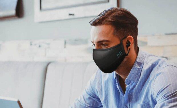 ماسک آسیب کرونا به ریه ها را کمتر می کند